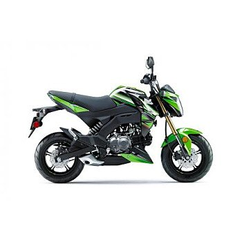 2018 Kawasaki Z125 Pro for sale 200608488