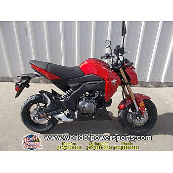 2018 Kawasaki Z125 Pro for sale 200636968