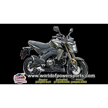 2018 Kawasaki Z125 Pro for sale 200636970