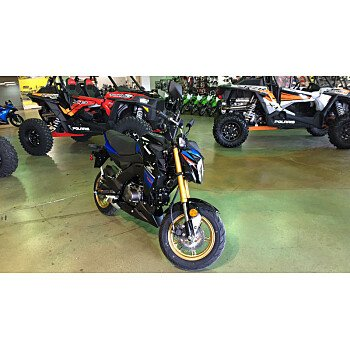 2018 Kawasaki Z125 Pro for sale 200680900