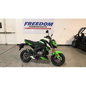2018 Kawasaki Z125 Pro for sale 200687279
