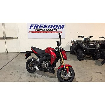 2018 Kawasaki Z125 Pro for sale 200687301