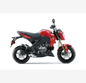 2018 Kawasaki Z125 Pro for sale 200608556
