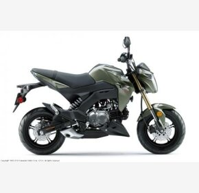 2018 Kawasaki Z125 Pro for sale 200837484