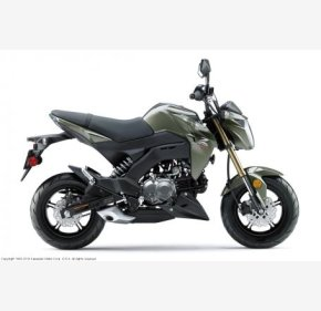 2018 Kawasaki Z125 Pro for sale 200837487