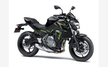 2018 Kawasaki Z650 ABS for sale 200547255