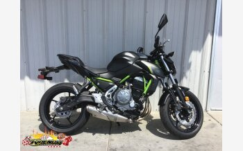 2018 Kawasaki Z650 ABS for sale 200596814