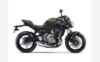 2018 Kawasaki Z650 for sale 200659327