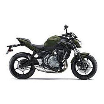 2018 Kawasaki Z650 for sale 200659329