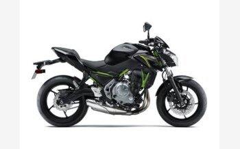 2018 Kawasaki Z650 for sale 200659330