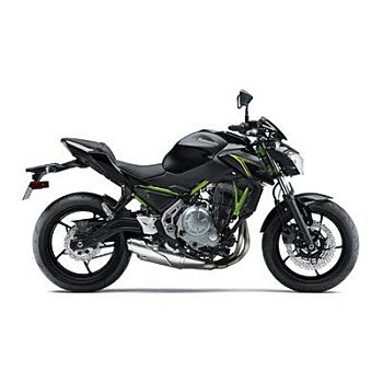 2018 Kawasaki Z650 for sale 200659330