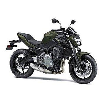2018 Kawasaki Z650 for sale 200667539