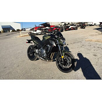 2018 Kawasaki Z650 ABS for sale 200679549