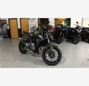 2018 Kawasaki Z650 ABS for sale 200508695