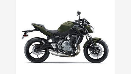 2018 Kawasaki Z650 for sale 200524734