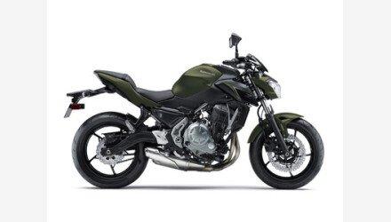 2018 Kawasaki Z650 for sale 200524734