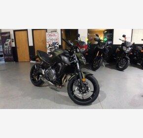 2018 Kawasaki Z650 for sale 200528380