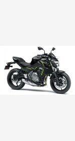 2018 Kawasaki Z650 for sale 200608611