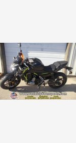 2018 Kawasaki Z650 ABS for sale 200636907