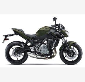 2018 Kawasaki Z650 for sale 200646042