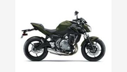 2018 Kawasaki Z650 for sale 200659329