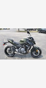 2018 Kawasaki Z650 for sale 200739885