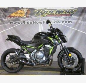 2018 Kawasaki Z650 ABS for sale 200906910