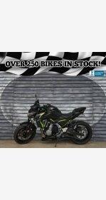 2018 Kawasaki Z650 ABS for sale 200912581
