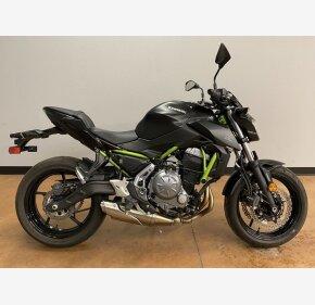 2018 Kawasaki Z650 ABS for sale 200991410