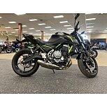 2018 Kawasaki Z650 ABS for sale 201036990