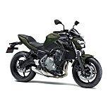 2018 Kawasaki Z650 ABS for sale 201103555