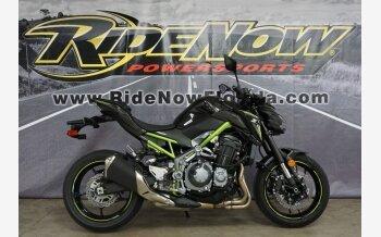2018 Kawasaki Z900 ABS for sale 200570189