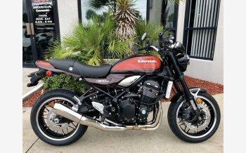 2018 Kawasaki Z900 RS for sale 200599791