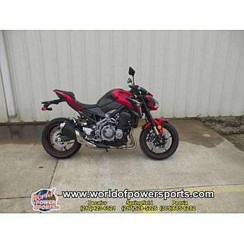 2018 Kawasaki Z900 ABS for sale 200637086