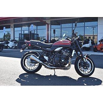 2018 Kawasaki Z900 for sale 200805387