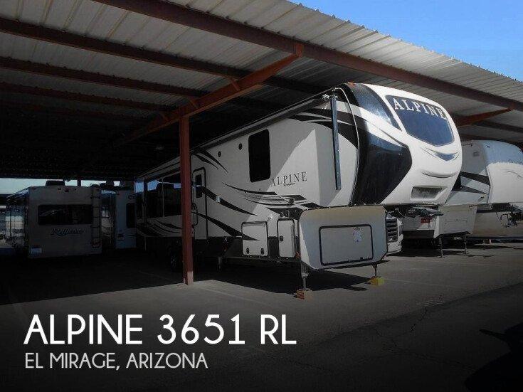 2018 Keystone Alpine for sale 300275167
