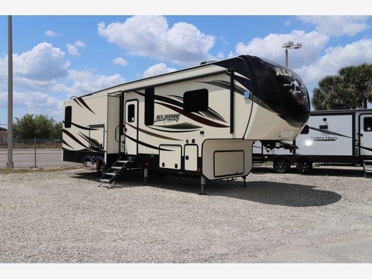 2018 Keystone Alpine for sale 300312037