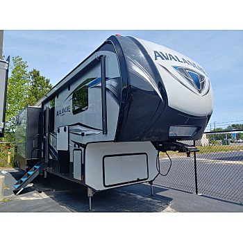 2018 Keystone Avalanche for sale 300234087