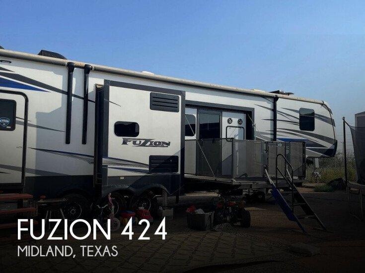 2018 Keystone Fuzion for sale 300319354