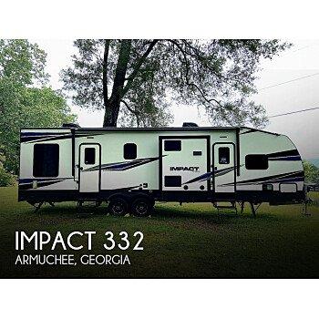 2018 Keystone Impact 332 for sale 300326721