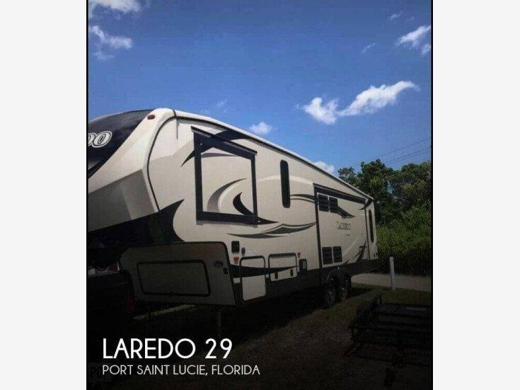 2018 Keystone Laredo for sale 300191310