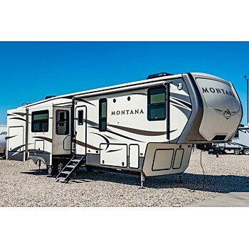 2018 Keystone Montana for sale 300203226