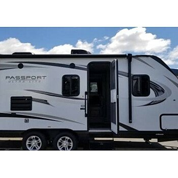 2018 Keystone Passport for sale 300173274