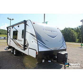 2018 Keystone Passport for sale 300200249