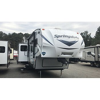 2018 Keystone Springdale for sale 300150675