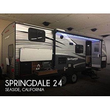 2018 Keystone Springdale 240BHWE for sale 300195618