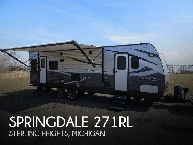 2018 Keystone Springdale for sale 300294421