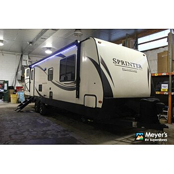 2018 Keystone Sprinter for sale 300223329