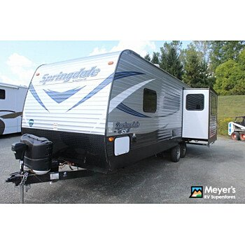 2018 Keystone Summerland for sale 300201090