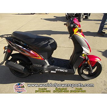 2018 Kymco Agility 125 for sale 200670710